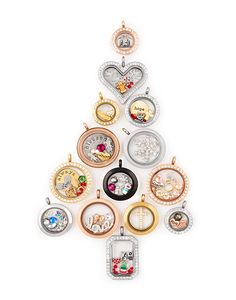 Going to create my own tree at my next event! :) Love this!   www.ginnypetrilla.origamiowl.com