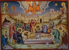 Byzantine Art, Orthodox Christianity, Holy Week, Christian Church, Lord And Savior, Orthodox Icons, St Joseph, Fresco, Jesus Christ