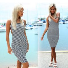 Find More Dresses Information about Good quality 2016 new arrival summer style woman dress sling backpack package hip striped dress slash neck mini dress,High Quality backpack with solar charger,China dress backpack Suppliers, Cheap dress shoes with jeans style from Etaobey Store on Aliexpress.com