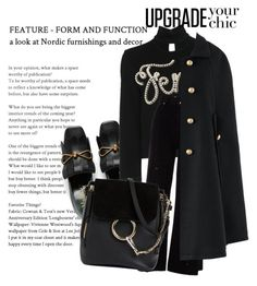 """""""Untitled #1203"""" by leadoremi on Polyvore featuring Fendi, River Island, Chicwish and Chloé"""