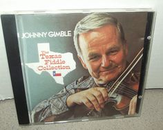 Sold!!  #JohnnyGimble The #Texas #Fiddle Collection CD Country Vintage 1989 CMH Records