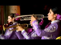 """""""El Son de la Negra"""". Mexican song Mariachi Las Morenas - YouTube Latin American Music, My Childhood, Spanish, The Unit, Culture, Songs, Youtube, Brunettes, Spain"""