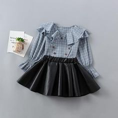Dress up your cute little ones with this new and fashionable spring outfit, let them stand out and be the main attraction. Spring Clothes, Spring Outfits, Dark Khaki, Little Ones, Dress Up, Yellow, Cute, Baby, Tops