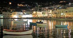Bares na ilha de Mykonos | Grécia #Grécia #Mykonos #europa #viagem