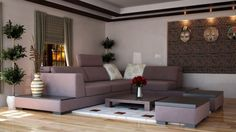 Interior Render: Simple style by lordbunty
