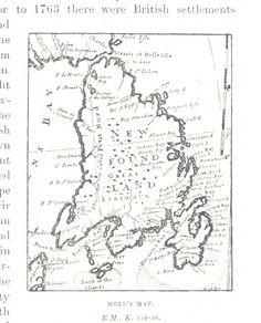 Image taken from page 335 of 'A History of Newfoundland from the English, Colonial and foreign records. ... With ... illustrations and numerous maps'