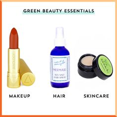 Add these green beauty makeup, hair + skincare essentials to your routine STAT.