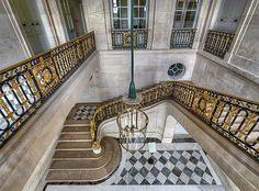 Escalier du Petit Trianon