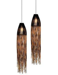 Modern Lighting : Biba Lights by Kenneth Cobonpue for Hive | Home Design and Decor