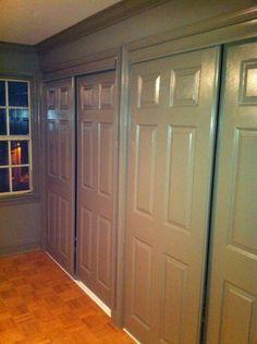 Arlington, Virginia closet doors