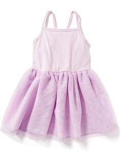 Tutu Tank Dress for Baby