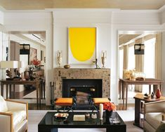 Architectural Digest, Marc Jacobs, Pierre Chareau, New York Townhouse, Townhouse Interior, Mansion Interior, Best Interior, Interior Design, Modern Interior