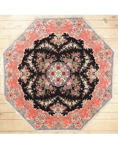New Contemporary Persian Tabriz Area Rug Contemporary Area Rugs, Persian Rug, Bohemian Rug, Textiles, Antiques, Handmade, Crafts, Home Decor, Persian Carpet