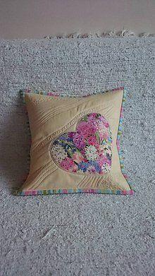 Úžitkový textil - Kvetinová láska II - 6377098_