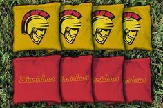 Cornhole Bag Logo Set - Cal State Stanislaus Warriors 33696