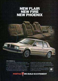 1983 Pontiac Phoenix LJ Coupe