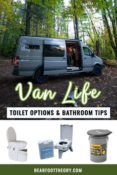 Where do vanlifers go to the bathroom? Learn about the best campervan toilet options, the pros and cons of each, and my method of choice. life bathroom ideas life ideas life ideas beds life ideas tips life tips Camper Awnings, Popup Camper, Suv Camper, Camper Life, Van Camping, Camping Gear, Outdoor Camping, Camping Stove, Best Campervan