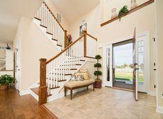 Greenwood Craftsman Model - Entrance Foyer - Beracah Homes - Modular Home - craftsman - Entry - Other Metro - Beracah Homes
