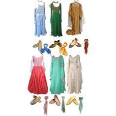 RT Tournament Dresses