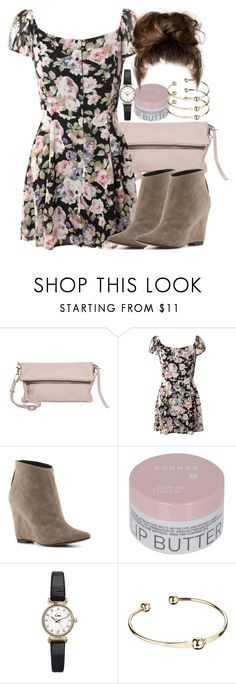 Lydia Inspired Outfit by veterization on Polyvore featuring Dolce Vita, BeckSöndergaard, Topshop, ASOS and Korres