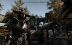 Bornagain Skyrim Steel Armor