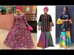 Long Ankara Dresses, Ankara Skirt And Blouse, African Print Dresses, African Fashion Dresses, African Dress, Ankara Styles, Most Beautiful, Skirts, Skirt