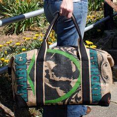 Mandheling Coffee Travel Bag