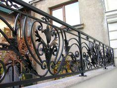 S.C. AL. INST. CON. S.R.L. - Modele balustrade, scari si balcoane din fier forjat - Model: 19BSB87 - Încercăm să îmbinăm arta unui stil propriu şi neconformist ...