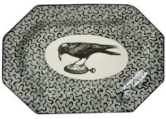 Apartment 48 - Shop - Kitchenware - Crow Platter - Home Furnishings and Interior Design - New York City