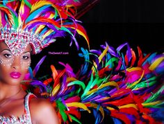 St.Lucia Carnival 2012 - Red Unlimited