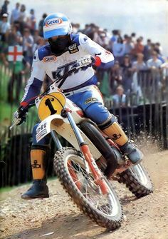 J.J. BRUNO KTM 420 MC 80 1979