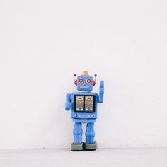 Little lovely robot