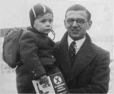 Nicholas Winton, rescuer of 669 Jewish children