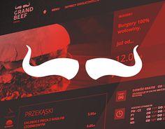 GRAND BEEF - Web Design & Development