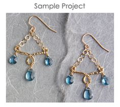 Wrapped in Gems- Projects