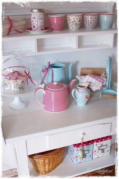 Kitchen in Pastel