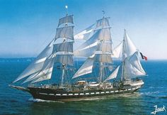 Le Belem Sailing Gear, Sailing Ships, Le Belem, Yacht Week, Yacht Interior, Out To Sea, Speed Boats, Jet Ski, Tall Ships