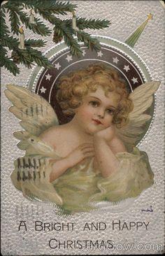 A Bright and Happy Christmas 1908 Dec-22 Troy, NY