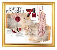 """Coffee & Wine"" by eveofdestruction88 ❤ liked on Polyvore featuring Angie, Ulla Johnson, Fendi, Marni, By Terry, Bobbi Brown Cosmetics, floralprint and jumpsuit"