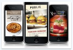 The restaurant and food industry -- from pizzerias to food trucks -- has embraced the mobile movement more than other business sectors. Most businesses have no idea that mobile users are looking for their business - if you want us to tell you how many are looking for yours - contact us now: www.goviralsocialmedia.com