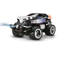 The Water Squirting Remote Controlled Car - Hammacher Schlemmer