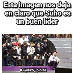 Read 100 from the story 🌈 Memes EXO🌈 by (🌹) with reads. memes, exo-l, humor. Bts Memes, K Meme, Funny Memes, Kaisoo, Exo Chanyeol, Chanbaek, K Pop, Drama Memes, Kim Junmyeon