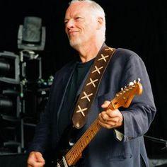 David Gilmour, still handsome, in a James Bond kind of way. Pink Floyd Comfortably Numb, David Gilmour Pink Floyd, Best Guitarist, Like Fine Wine, Ragamuffin, Progressive Rock, Gorgeous Men, Music Artists, Rock And Roll