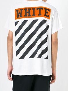Off-White ロゴプリント Tシャツ