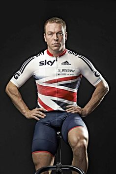 I didn't know this athlete before I read this article on him.Chris Hoy just took…