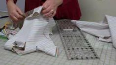 CONTINUOUS BIAS BINDING - good video on an easy and efficient method.