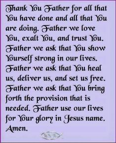 Prayer Scriptures, Faith Prayer, Prayer Quotes, Bible Quotes, Lent Prayers, Special Prayers, Relationship Prayer, Prayer Of Thanks, Prayer Corner