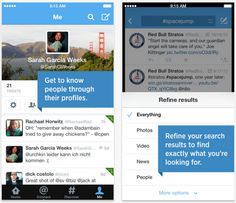 iOS Twitter app updated with new search Filters and More