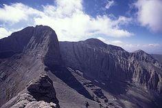 Mt. Olympus, Greece