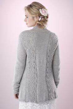 Ravelry: Hestercombe cardigan pattern by Ashley Knowlton